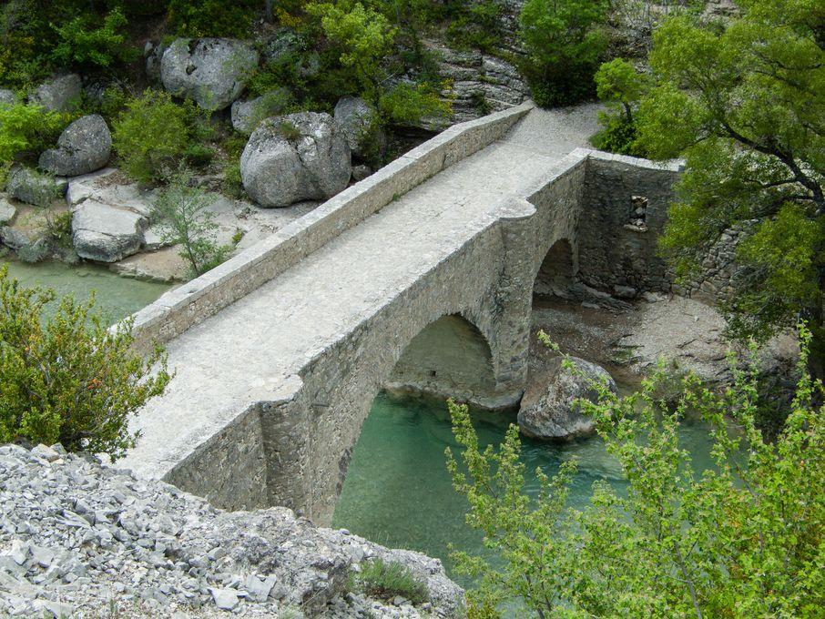 Pont roman de la Méouge
